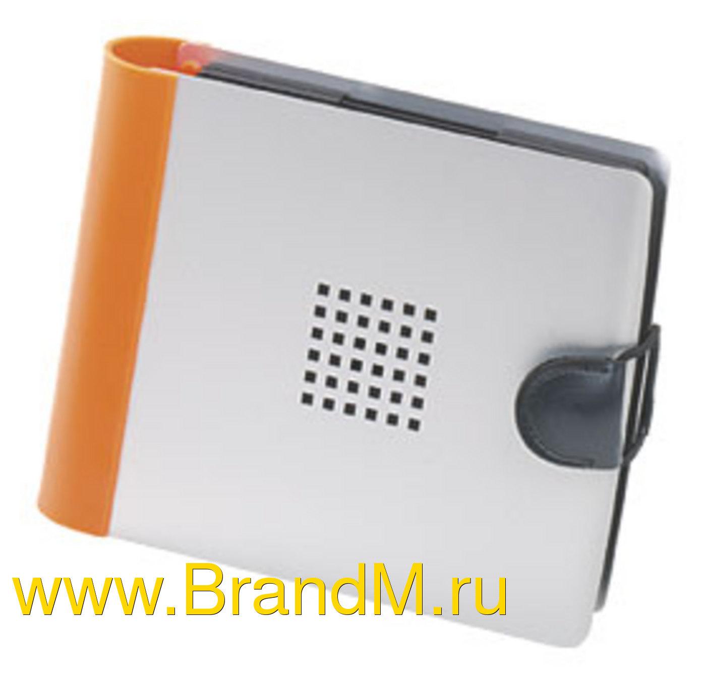 На 10 дисков с оранжевым корешком - футляры для CD - офис - Gifts.su